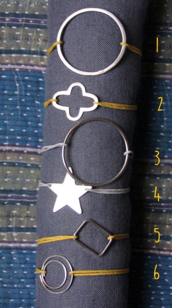 Bracelet en argent - 19€