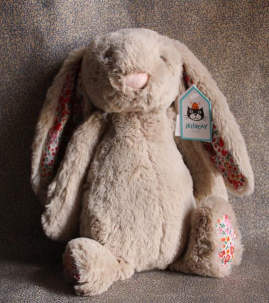 Peluche Lapin - Bunny Blossom