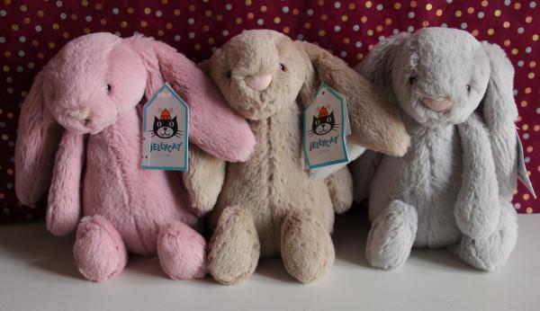 Peluche Lapin - Baby Bashful Bunny