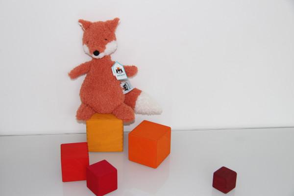 Cubes en bois Grimm's