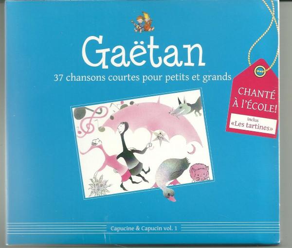 Gaëtan - Capucin et Capucine Vol1 _