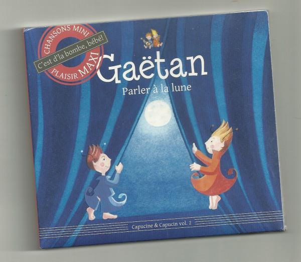 Gaëtan - Capucin et Capucine Vol 2 -