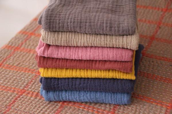 Lange en gaze de coton - 1 NOUVEAU coloris