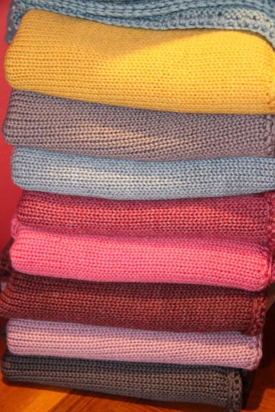 Couverture en laine